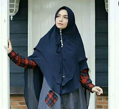 Macam-macam Jenis Jilbab Bergo Instan
