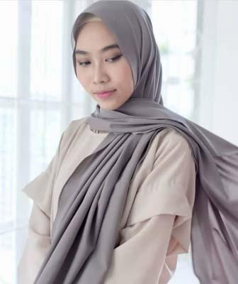 Macam-macam Jenis Jilbab Pashmina