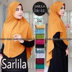 Hijab Bergo Instan Sarlila