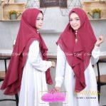 Hijab Instan Syari Khimar