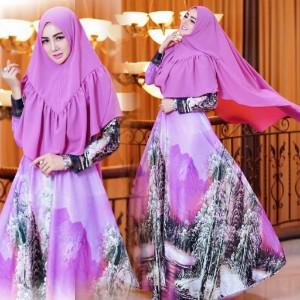 Baju Gamis Modern 2019