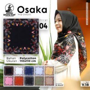 Termurah Jilbab Segi Empat Osaka