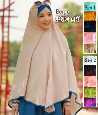 Hijab Bergo Jumbo List