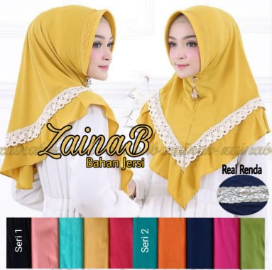 Supplier Jilbab Instan