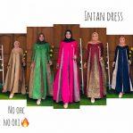 Gamis Terbaru Intan Dress