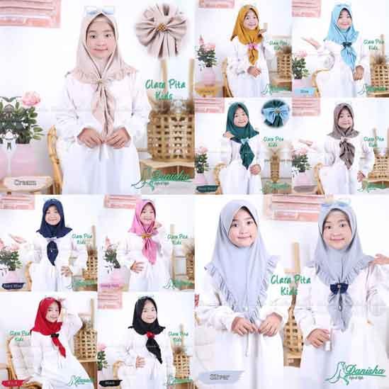Hijab Anak Pita Murah