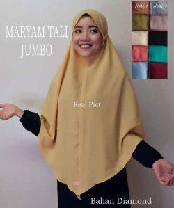 Jilbab Jumbo Syari Tali
