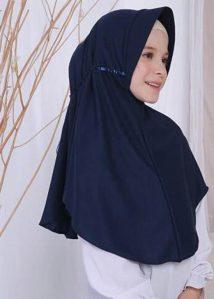 Jilbab Instan Anak Sekolah