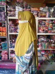 Hijab instan Cadar Tali