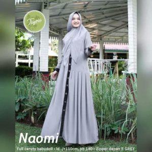 Gamis Terbaik Naomi Syari