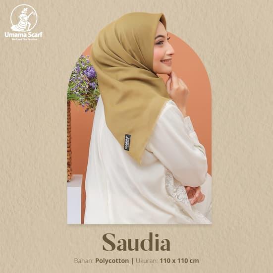 Hijab Segiempat Saudia Rawis Murah